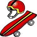 スケートボード・インラインスケート