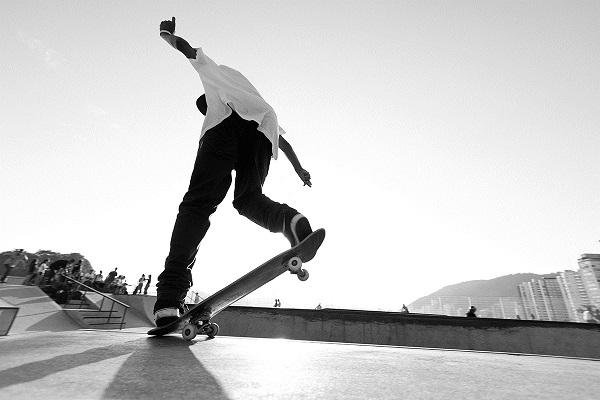 スケートボード|スポーツマウスピース|マウスガード
